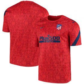 Atlético de Madrid Breathe Training Top - Red