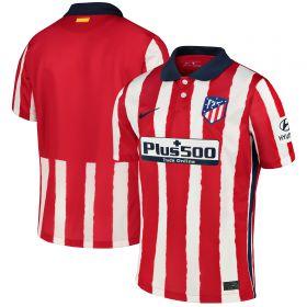Atlético de Madrid Home Stadium Shirt 2020-21 - Kids with Saúl 8 printing