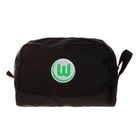 VfL Wolfsburg Toiletry Bag - Black
