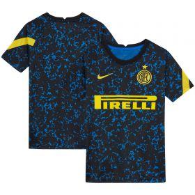 Inter Milan Dri-Fit Training Top - Blue - Kids
