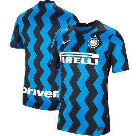 Inter Milan Home Stadium Shirt 2020-21