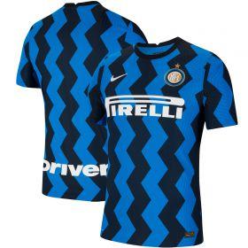 Inter Milan Home Vapor Match Shirt 2020-21