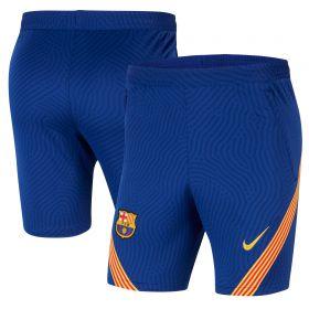 Barcelona Strike Shorts - Deep Royal Blue