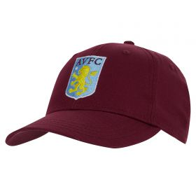 Aston Villa Core Cap - Claret - Adult
