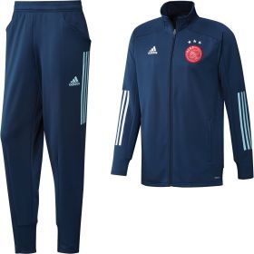 Ajax Training Tracksuit - Blue