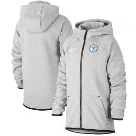 Chelsea Tech Fleece Track Jacket - Dark Grey - Kids