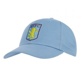 Aston Villa Core Cap - Light Blue - Adult