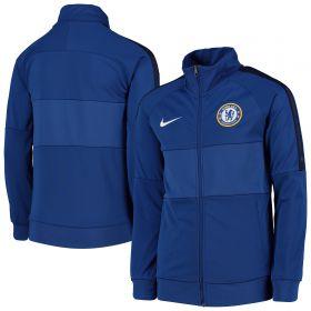 Chelsea I96 Anthem Track Jacket - Blue - Kids