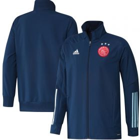 Ajax Presentation Jacket - Blue