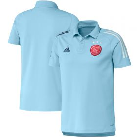 Ajax Training Polo - Blue