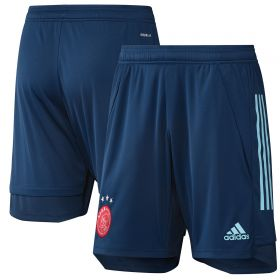 Ajax Training Shorts - Blue