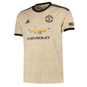 Manchester United Away Shirt 2019 - 20