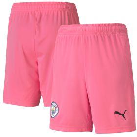 Manchester City Third Goalkeeper Shorts 2020-21 - Kids