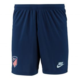 Atlético de Madrid Third Stadium Shorts 2019-20