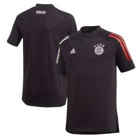 FC Bayern Training T-Shirt - Black - Kids