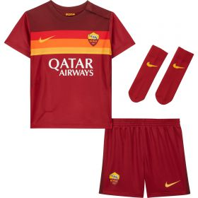 AS Roma Home Stadium Kit 2020-21 - Infants