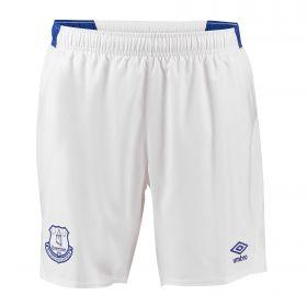 Everton Home Shorts 2018-19