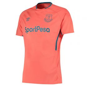Everton Training Jersey - Coral