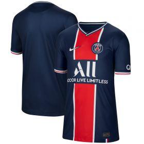 Paris Saint-Germain Home Stadium Shirt 2020-21 - Kids with Di Maria 11 printing