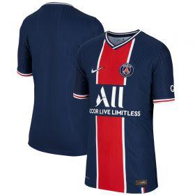 Paris Saint-Germain Home Vapor Match Shirt 2020-21 - Kids