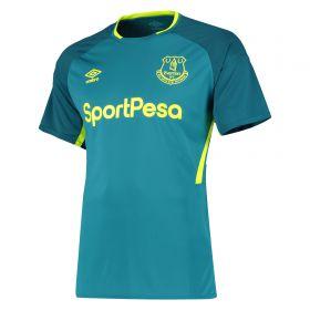 Everton Training Jersey - Blue