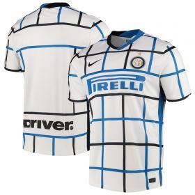 Inter Milan Away Stadium Shirt 2020-21
