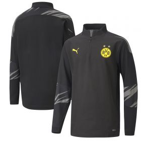Borussia Dortmund Training Jacket - Black