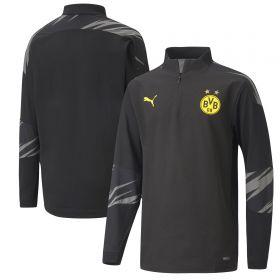 Borussia Dortmund Training Jacket - Black