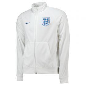 England Core Jacket - White