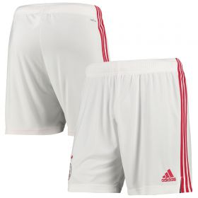 Ajax Home Shorts 2020-21