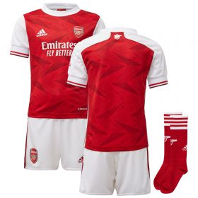 Arsenal Home Mini Kit 2020-21