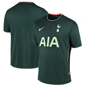 Tottenham Hotspur Away Stadium Shirt 2020-21