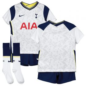 Tottenham Hotspur Home Stadium Kit 2020-21 - Little Kids