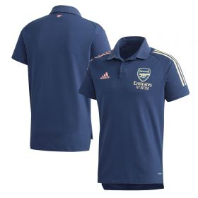 Arsenal Training Polo - Navy