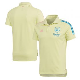 Arsenal Training Polo - Yellow