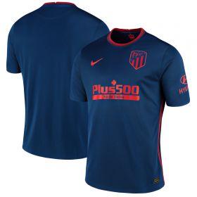 Atlético de Madrid Away Stadium Shirt 2020-21