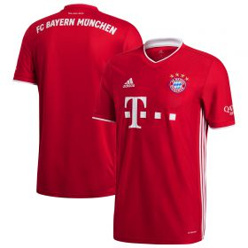 FC Bayern Home Shirt 2020-21 with Sane 10 printing