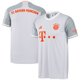 FC Bayern Away Shirt 2020-21