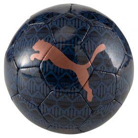 Manchester City IFtblCore Fan Miniball - Black