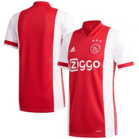 Ajax Home Shirt 2020-21 - Kids