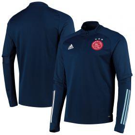 Ajax Training Top - Blue