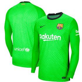 Barcelona Goalkeeper Shirt 2020-21
