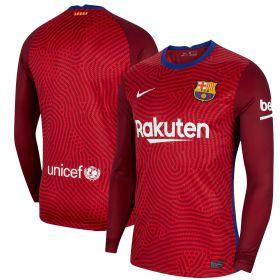 Barcelona LS Goalkeeper Shirt 2020-21