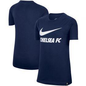 Chelsea Printed T-Shirt - Navy - Kids