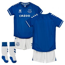 Everton Home Baby Kit 2020-21 with Calvert-Lewin 9 printing