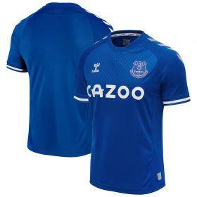 Everton Home Shirt 2020-21 with Calvert-Lewin 9 printing