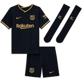 Barcelona Away Stadium Kit 2020-21 - Kids