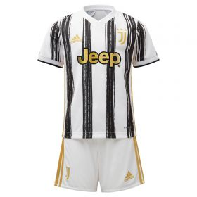 Juventus Home Mini Kit 2020-21