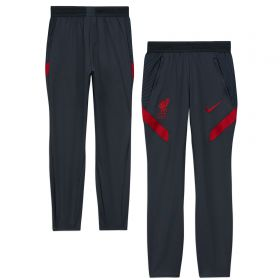 Liverpool Dri-Fit Strike Pants - Dark Grey - Kids