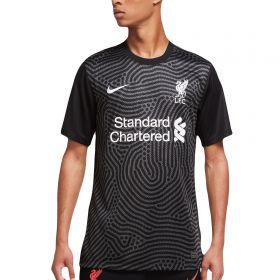 Liverpool Goalkeeper Stadium Shirt 2020-21